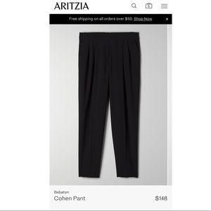 Babaton Cohen Pant - never worn, full length BNWOT